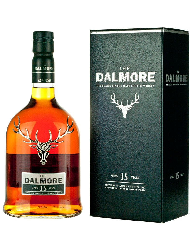 Dalmore 15 Year Sherry Bomb
