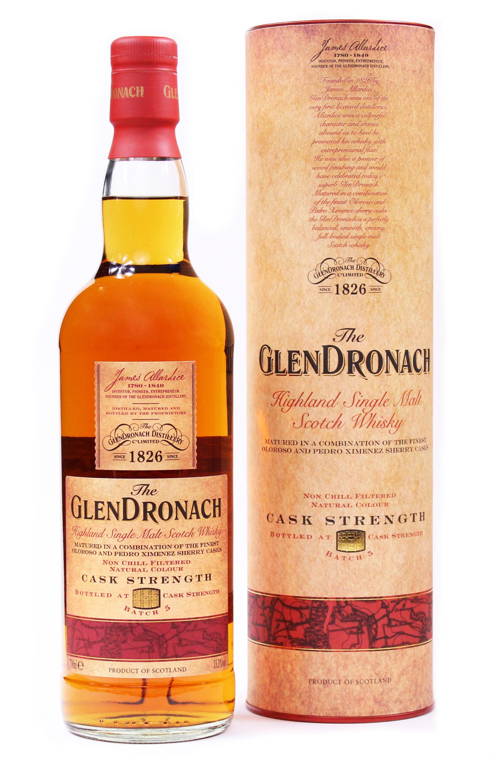 GlenDronach Cask Strength #6