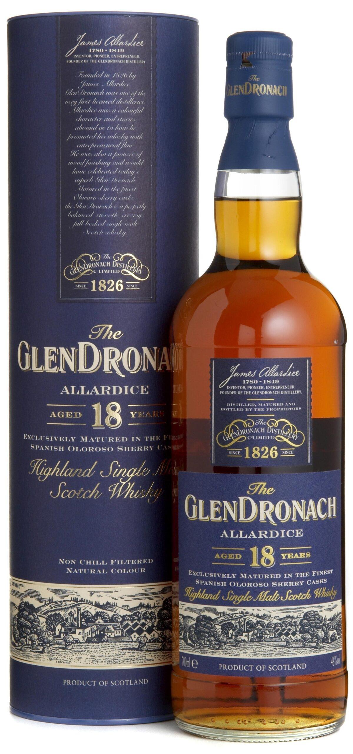 GlenDronach, Allardice, 18 Year