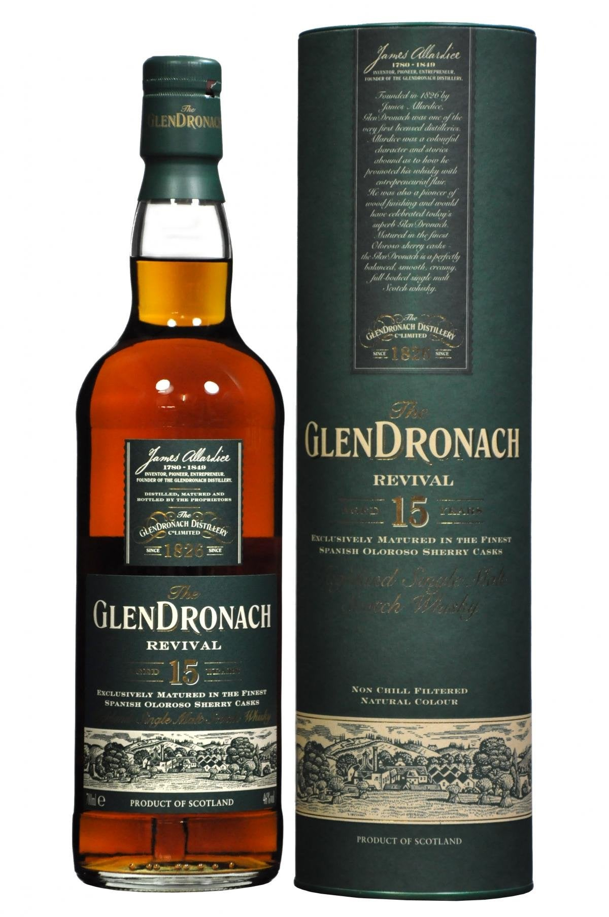 Glendronach Revival 15 Year