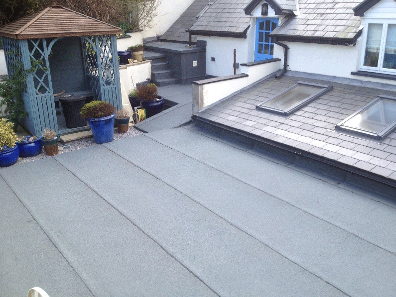 Torchdown Roof