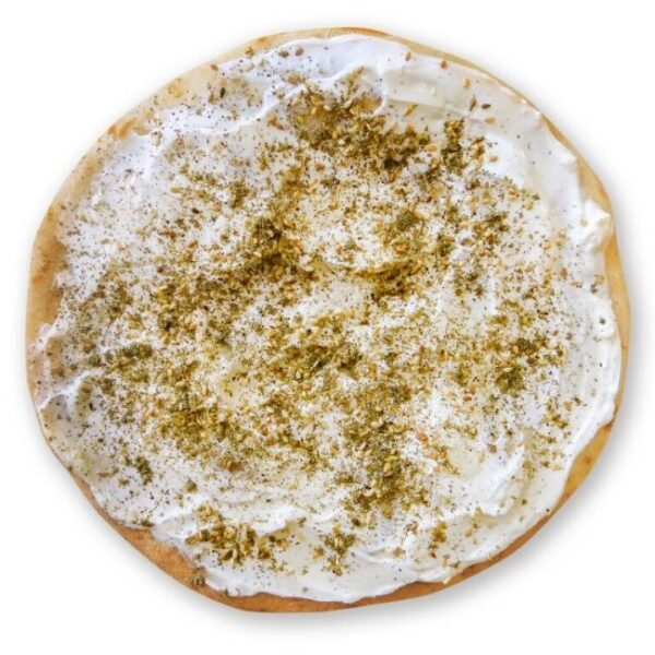 labneh and yogurt