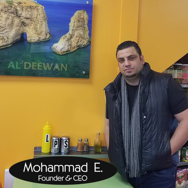 Manakeesh Bakery CEO