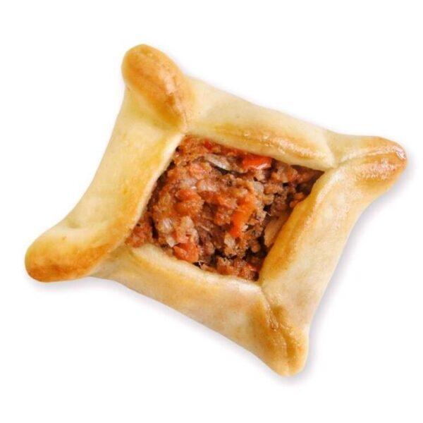 mini pie beef