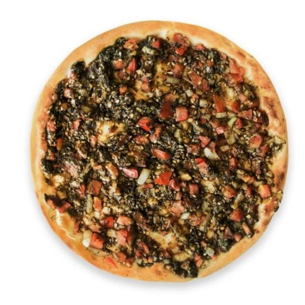 zaatar mix manakeesh