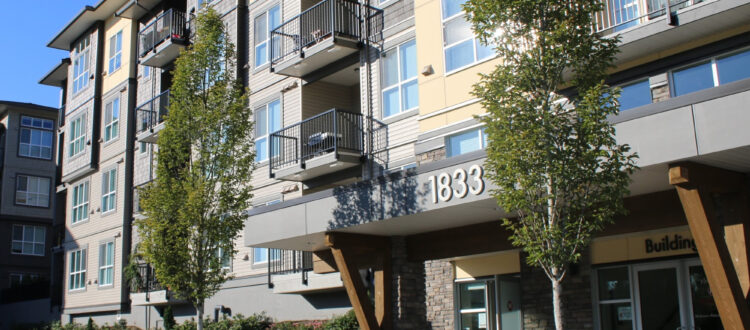 Corner Two Bedroom Apartment for Rent, Abbotsford BC ...