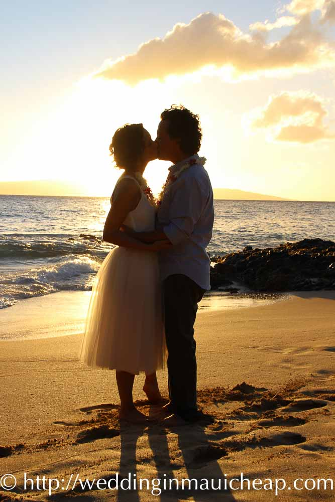$299 Quick Maui Elopement Package