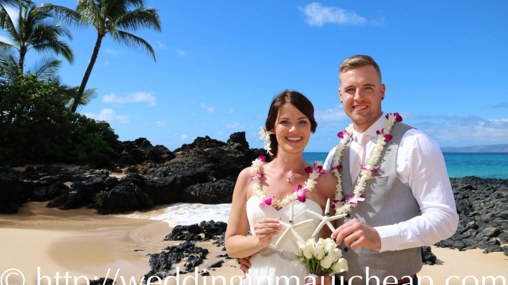 Affordable Maui Wedding Packages.