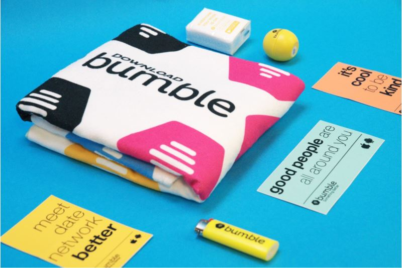 'Bumble' promotional items