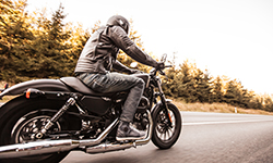 Common Causes for Motorcycle Accidents in Rockford