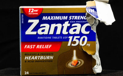 FDA Withdraws Zantac from Market Immediately