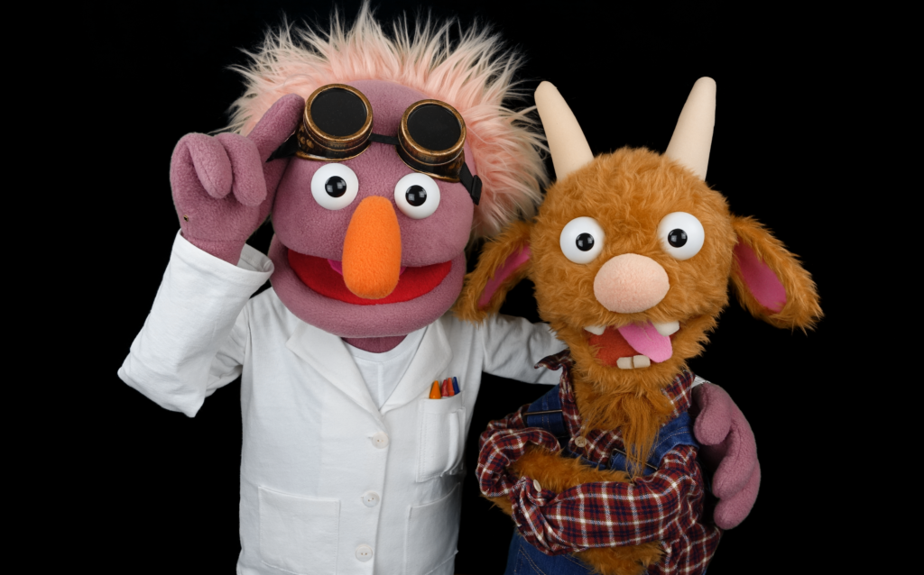 Professor Twinkleton and Baba