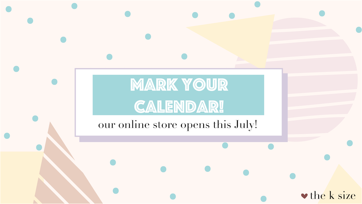 store opening banner (muted colour)