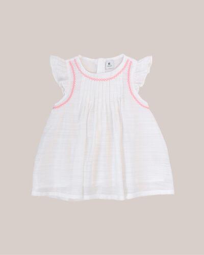 ruffle sleeve summer dress