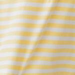 Yellow/White Stripe