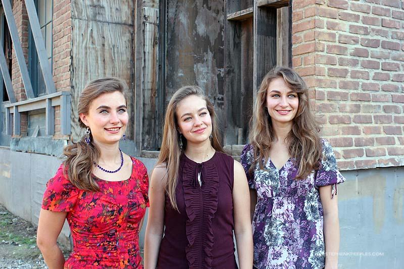 Quebe Sisters Photo: Stephen K. Peeples