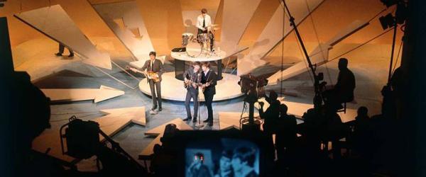 Beatles on Ed Sullivan