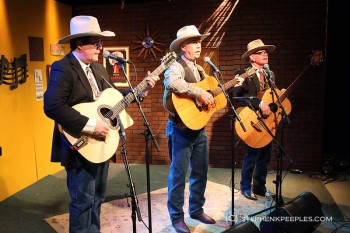 Legendary cowboy band New West on SCVTV's House Blend with Stephen K. Peeples