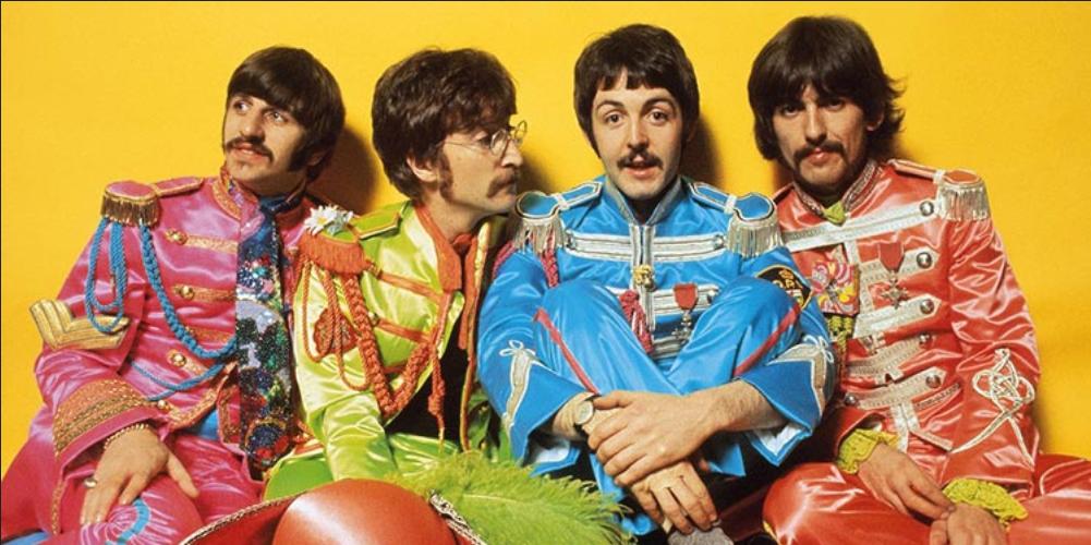 Beatles Sgt. Pepper gatefold outtake