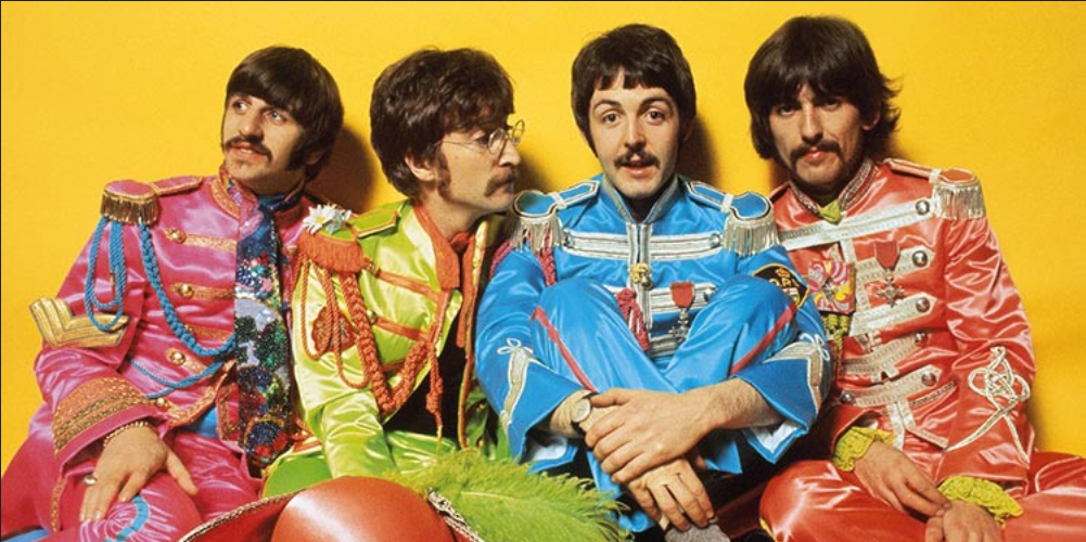 Beatles Sgt. Pepper gatefold outtake