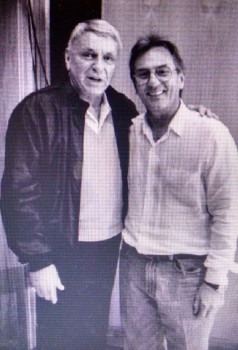 Frank Sinatra and Al Schmitt