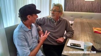 Al Schmitt and Stephen K. Peeples