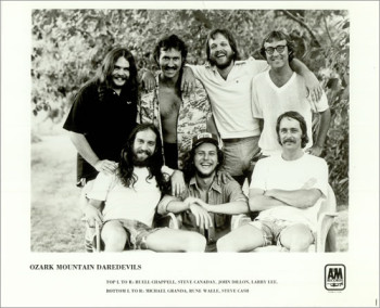 Ozark Mountain Daredevils A&M promo pic