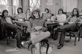 Doug Sahm and band by Van Brooks
