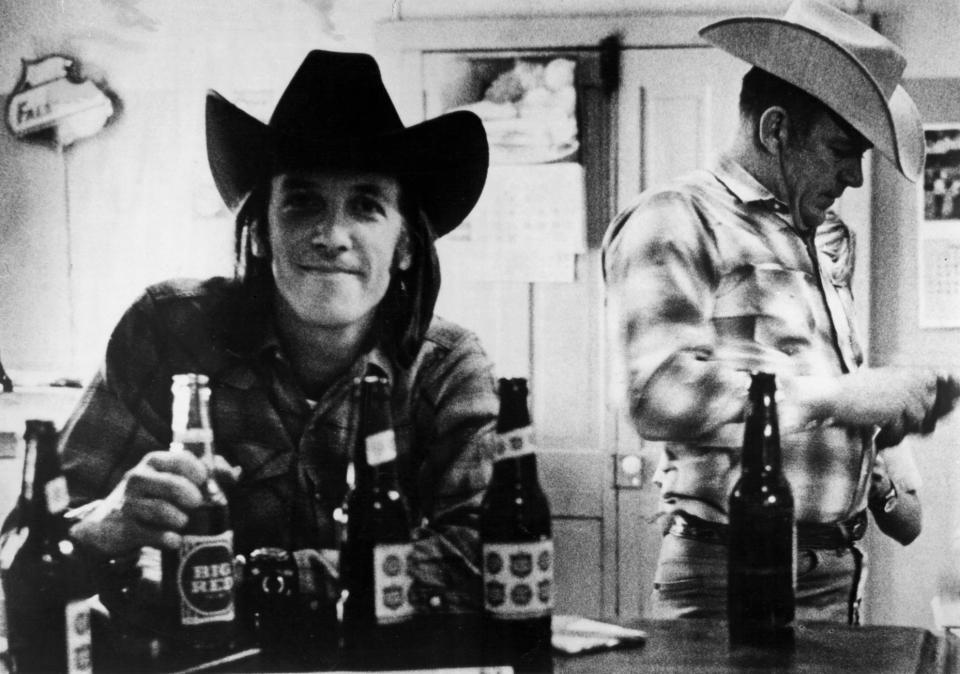 Texas icons Doug Sahm, Big Red & Lone Star