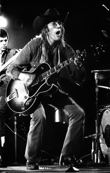 Doug Sahm Live (Vanguard Records promo photo)