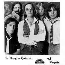 Sir Douglas Quintet Chrysalis promo pic