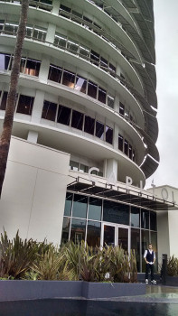 Capitol Studios, Hollywood. Photo: Stephen K. Peeples.