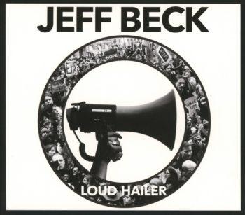 Jeff Beck Loud Hailer cover