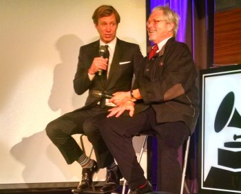 "Giles Martin and Michael Lindsay-Hogg talk ""Beatles 1"" and ""Beatles 1+"" at the Grammy Museum"