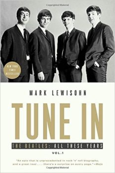 Mark Lewisohn Tune in paperback