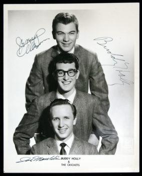 Tommy Allsup Buddy Holly Crickets original pr