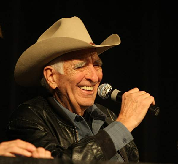 Tommy Allsup photo by Eric Shaiman, 2009