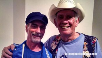 Armadillo Rising - Stephen K. Peeples and Lone Star Jerry Retzloff.