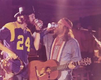 Jerry Retzloff Lone Star Willie Nelson Rusty Wier