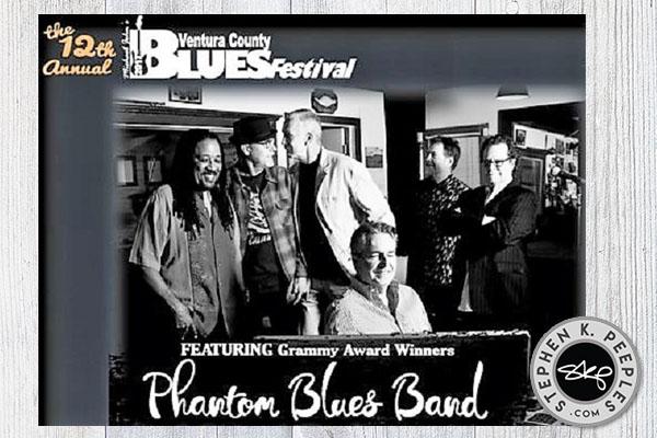 Ventura Blues Festival slider