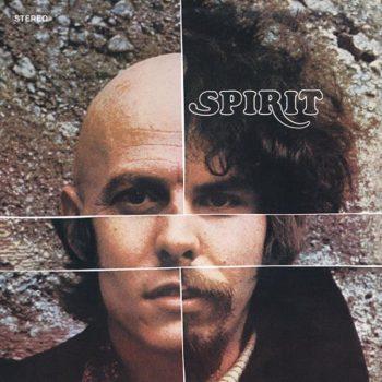 Spirit, 1968 debut album cover