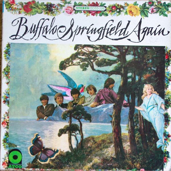 Buffalo Springfield second album, 1968