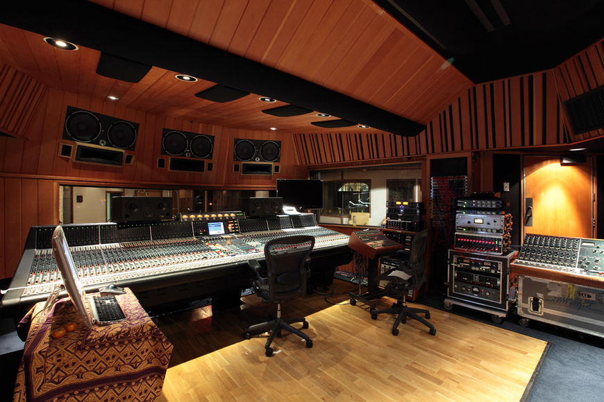 Studio D at Village Recorders, now known as The Village, as it looks in 2019. Photo: The Village.