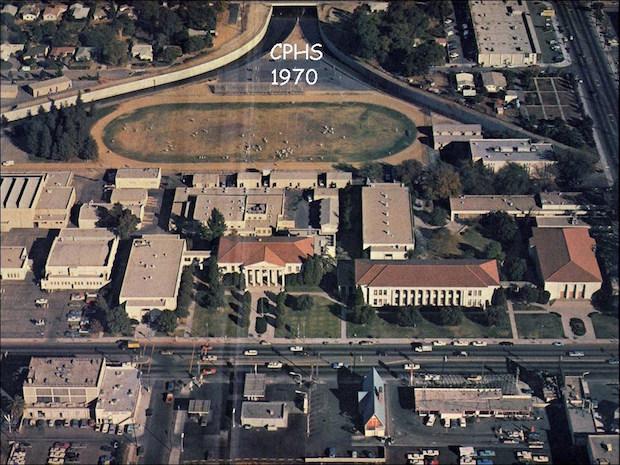 canoga park high school 1969 1970