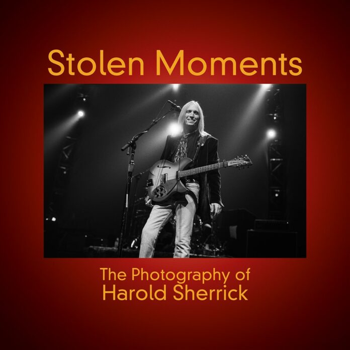 harold sherrick stolen moments cover
