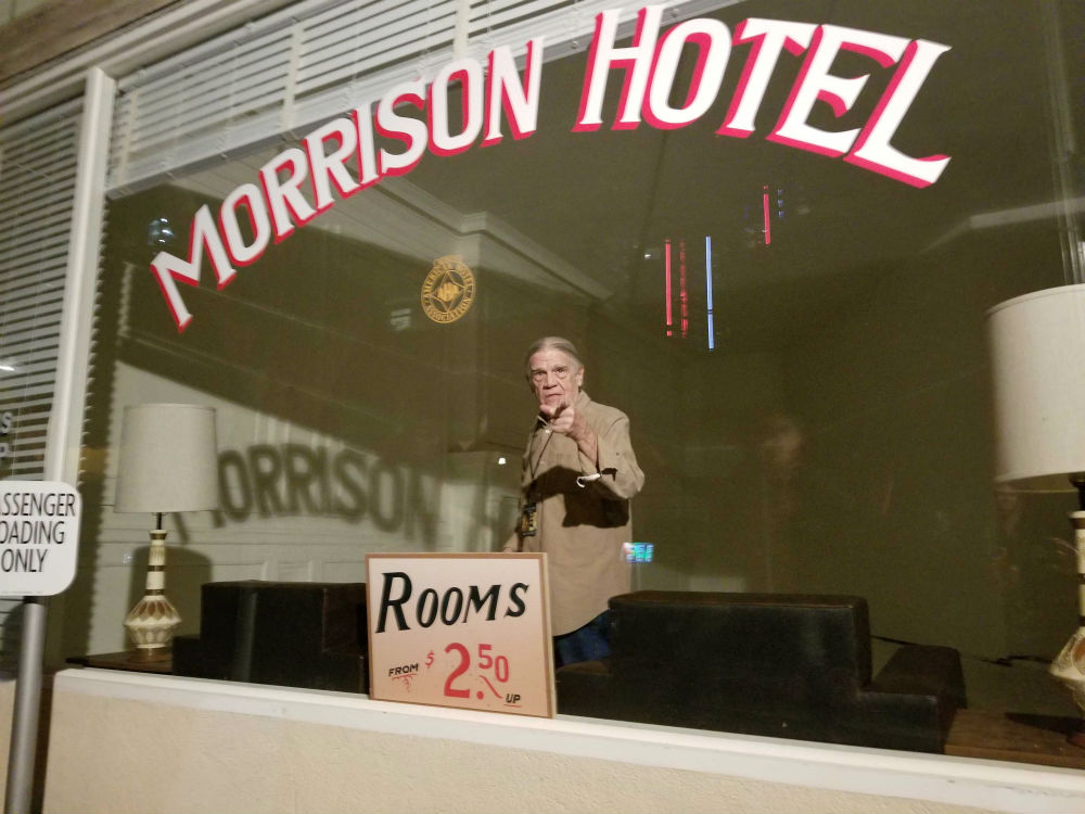 el segundo - henry diltz morrison hotel day of the doors