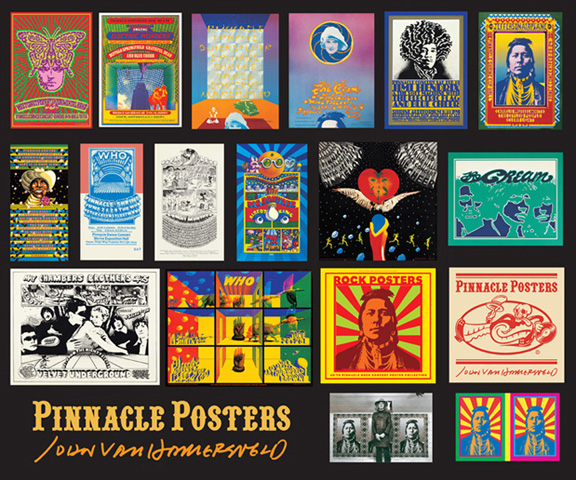 van hamersveld pinnacle posters