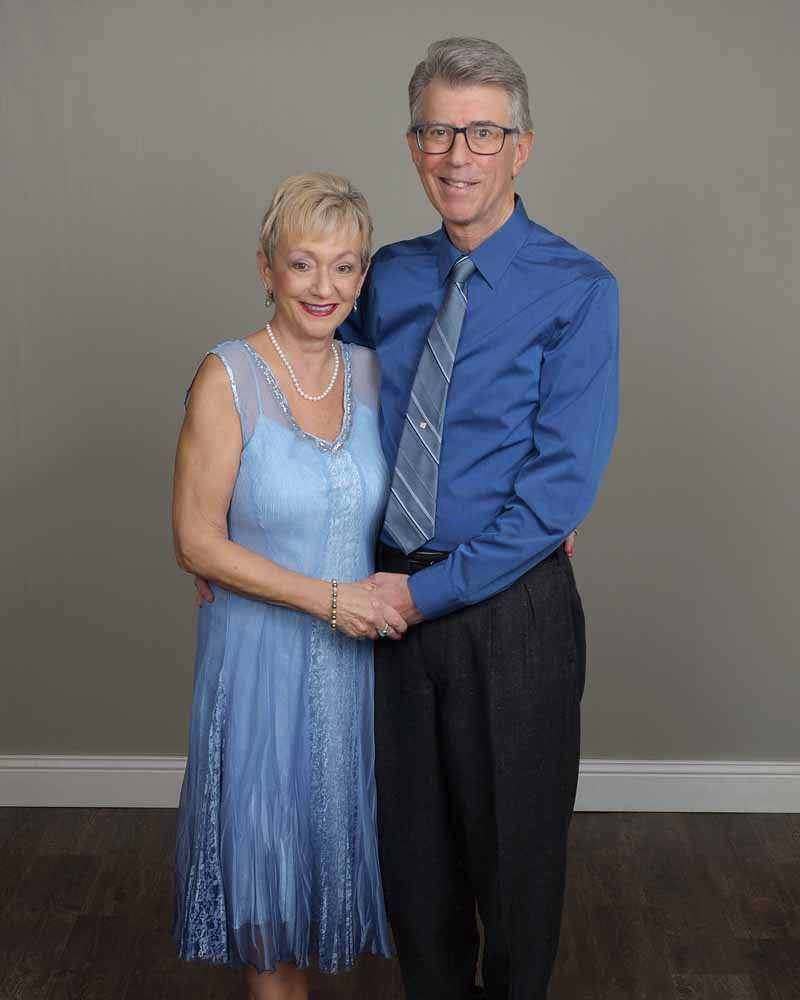Cheri and Michael J. White