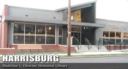 Madeline Olewine Library
