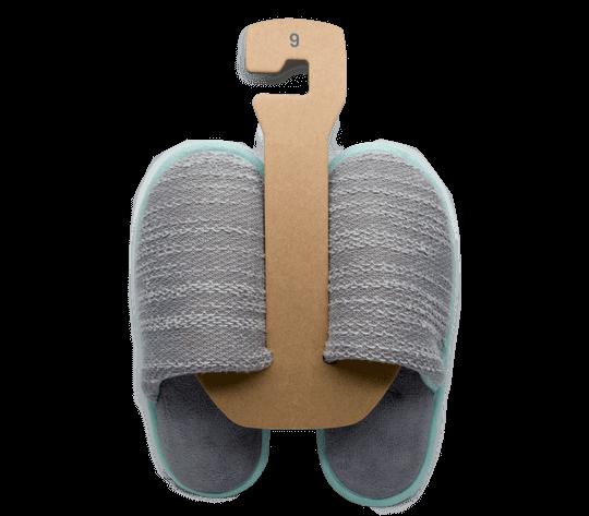 slipper-paper hanger